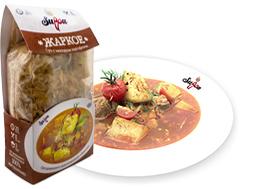 Жаркое суп быстрого приготовления от производителя, сухпай - Suppa Kharnas овощторг