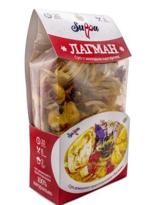 Лагман суп сублимированный опт Suppa Kharnas Чебоксары