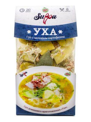 Уха суп сублимированный опт Suppa Kharnas Чебоксары